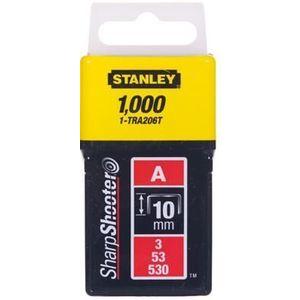 Pachet 1000 capse Stanley 10 mm imagine