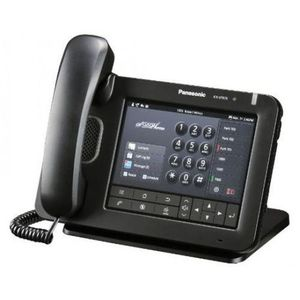 Telefon fix Panasonic KX-UT670NE (Negru) imagine