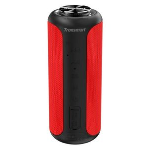 Boxa Portabila Tronsmart Element T6 Plus Upgraded, Bluetooth, 40W, NFC, IPX6 (Rosu) imagine