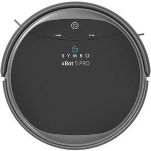 Symbo xBot 5 PRO WiFi + mop - Aspirator robot imagine