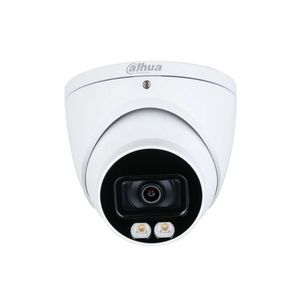 Camera supraveghere Dome Dahua Starlight Full Color HAC-HDW1509T-A-LED, 5 MP, lumina alba 40 m, 3.6 mm, microfon imagine