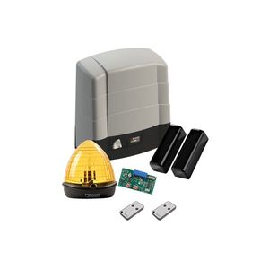 Kit automatizare poarta culisanta Roger Technology KIT BG/1804 HS, 1800 Kg, 650 W, 230V AC imagine