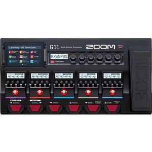 Zoom G11 Multi-Effects Processor (B-Stock) #925932 imagine