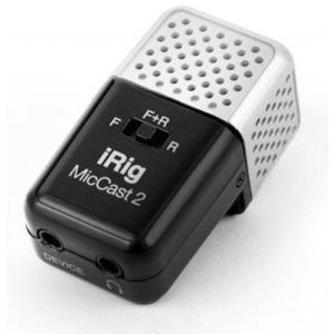 IK Multimedia iRig Mic Cast 2 (B-Stock) #926726 imagine