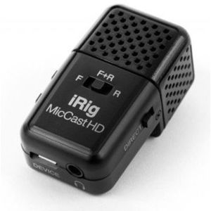 IK Multimedia iRig Mic Cast HD (B-Stock) #925378 imagine