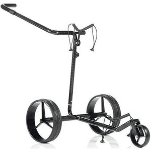 Jucad Carbon Travel Electric Golf Trolley imagine