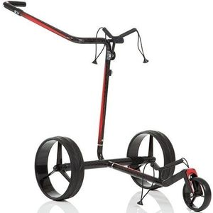 Jucad Carbon Black Golf Trolley imagine