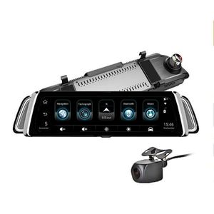 "Camera Dubla Tip Oglinda ANSTAR, 4G, Android, Full HD, 10"""" IPS, cu GPS, ADAS, WDR, Wireless, Modulator FM, Bluetooth 4.0 imagine"