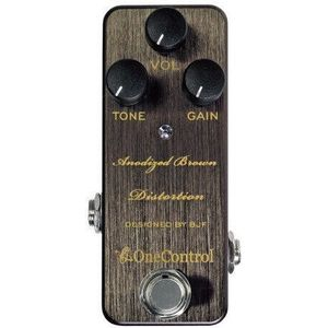 One Control Anodized Brown Distortion imagine