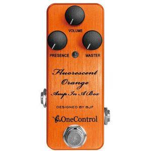 One Control Fluorescent Orange AIAB imagine