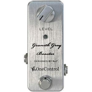 One Control Granith Grey Booster imagine