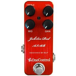 One Control Jubilee Red AIAB imagine