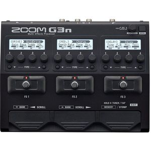 Zoom G3n Multi-Effects Processor imagine