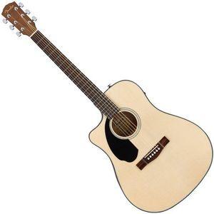 Fender CD-60SCE Natural imagine