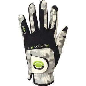 Zoom Gloves Weather Mens Golf Glove White/Camouflage LH imagine
