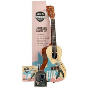 Kala Learn To Play Elvis Rockabilly Concert Starter Kit imagine