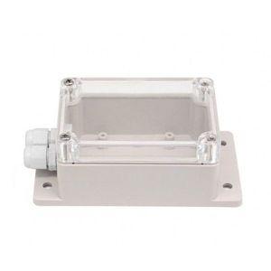 Carcasa rezistenta la apa SONOFF, IP66, capac transparent imagine