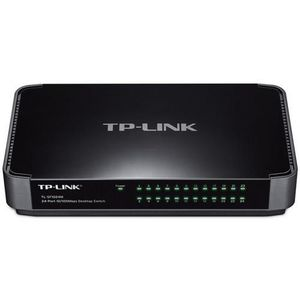 Sitch TP-Link TL-SF1024M, 24 porturi imagine