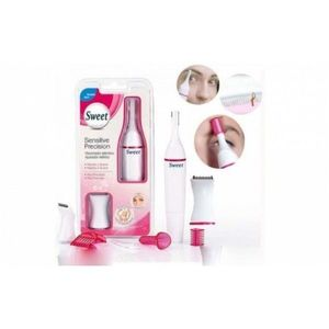 Epilator multifunctional 5 in 1 pentru o piele fina, perfect epilata imagine