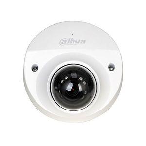 Camera supraveghere IP Dome Dahua IPC-HDBW5241F-M-SA-0280B, 2 MP, IR 30 m, 2.8 mm, microfon, slot card imagine