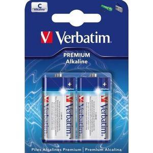 Baterii Alkaline Verbatim 49922, 2 buc imagine