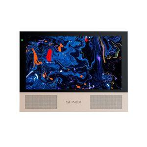 Videointerfon de interior Slinex SONIK-10-B-G, 10 inch, aparent, slot card imagine