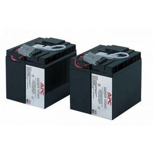 Baterie de rezerva APC tip cartus #55, 2 BUC imagine