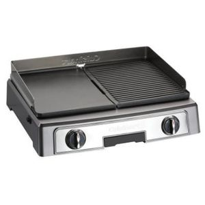Gratar electric Cuisinart PL50E, 2200W (Negru) imagine