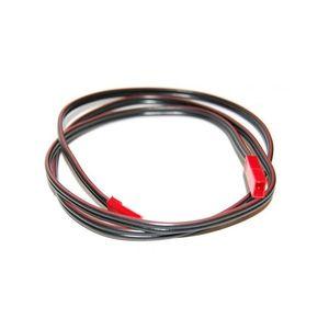 Cablu de extensie pentru baterii externe StealthTronic BAT09-081049, 100 cm imagine