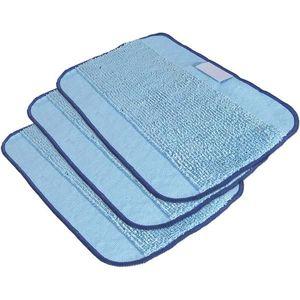 Lavete din microfibre pentru iRobot Braava 3 buc Albastru imagine