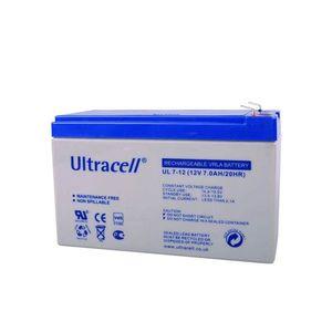 Acumulator Ultracell 12V 7 AH imagine