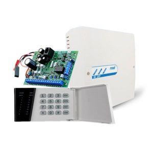 Sistem alarma antiefractie Cerber C52+, 2 partitii, 5 zone, 30 utilizatori imagine