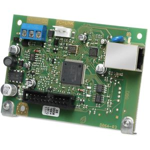 Modul de conectare TCP/IP Bentel FC500IP, RS232, LAN 10/100 T/BASE, DHCP imagine