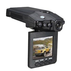 """Camera auto HD cu display 2.5"""""""" TFT rabatabil 270 grade, 6 leduri cu infrarosu si senzor de miscare+cadou imagine"""