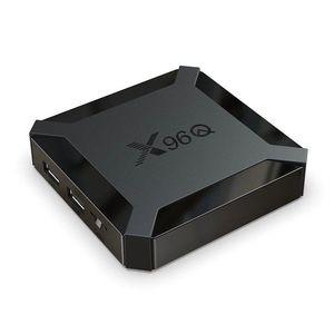 Mini PC, TV Box X96Q, 4K, Android 10, 2GB RAM, 16GB ROM, Allwinner H313, Quad Core, Mali-G31, USB 2.0, WiFi imagine