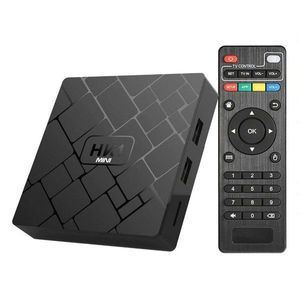 TV Box HK1 Mini, 4K, HDR, Android 9, 4GB RAM, 32GB ROM, Rockchip RK3229, Quad Core, WiFi 2.4G imagine