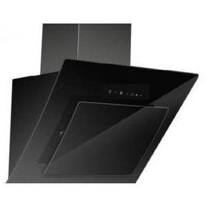 Hota LDK carnetto Black 60, Putere absorbtie 650 Mc/H, 1 motor, 60 cm (Negru) imagine