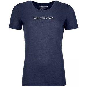 Ortovox 185 Merino 1St Logo Outdoor Îmbrăcăminte pentru femei imagine