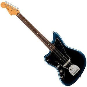 Fender American Professional II Jazzmaster RW LH Dark Night imagine