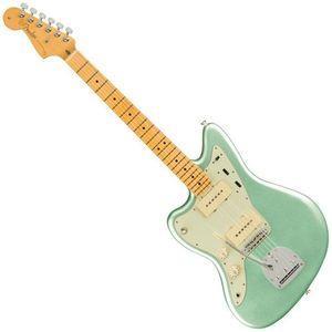Fender American Professional II Jazzmaster MN LH Mystic Surf Green imagine