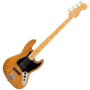 Fender American Pro Jazz Bass MN Natural imagine