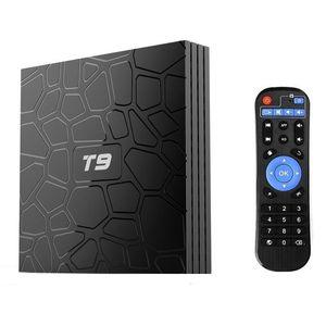 Mini PC TV Box T9 Android 8.1 UltraHD 4k, 2GB Ram DDR3, 16GB ROM, Wi-fi, Quad-Core CPU, Octa-Core GPU imagine