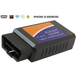 Interfata diagnoza auto ELM327 wifi V1.5 PIC18F25K80 imagine