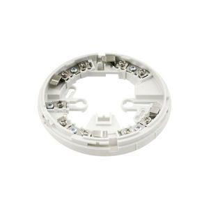 Soclu standard pentru detectori Global Fire ZEOS-BASE, ABS imagine