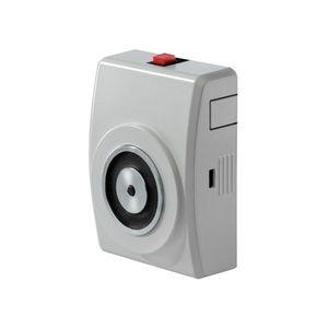 Electromagnet de retinere usa conventional Global Fire GFE-DHC, 1.6W, 400N, perete imagine
