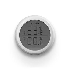 Senzor smart de temperatura si umiditate Orvibo ST30 Zigbee imagine