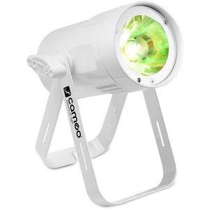 Cameo Q-Spot 15 RGBW WH Reflector de teatru imagine