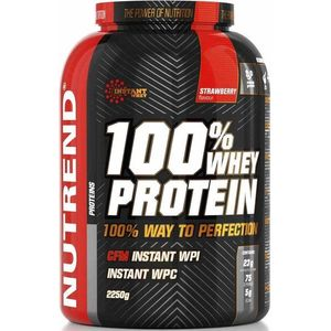 NUTREND 100 % Whey Isolate 2250 g imagine