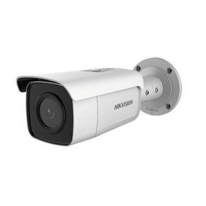 Camera supraveghere exterior IP Hikvision AcuSense DarkFighter DS-2CD2T86G2-2I, 8 MP, IR 60 m, 2.8 mm imagine