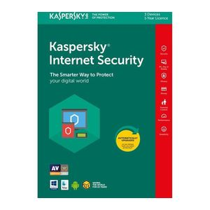 Kaspersky Internet Security Licenta Electronica 1 an 1 echipament New imagine